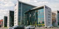 Office Aréna Corner - Aréna Corner office building with office space for rent