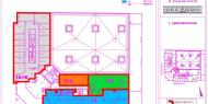 Office Dexagon Office Center - Dexagon office building-floorplan_1st floor